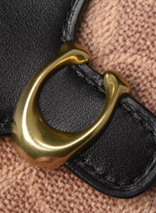 Petite Maroquinerie Coach Tabby Small Wallet Noir vue gauche