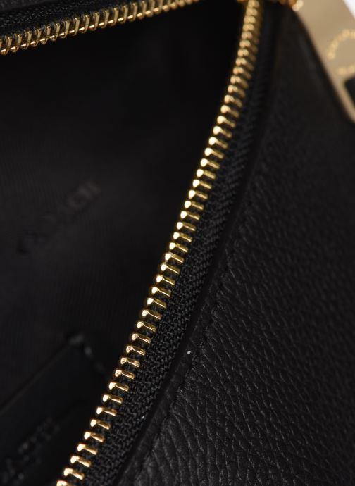 Petite Maroquinerie Coach Bethany Belt Bag Noir vue derrière