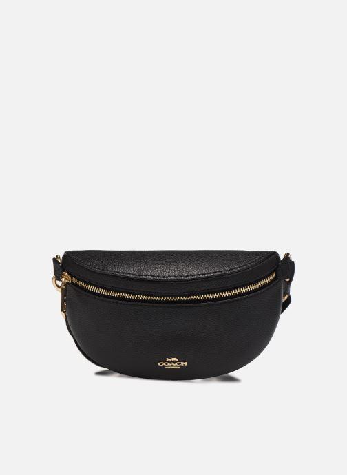 Petite Maroquinerie Coach Bethany Belt Bag Noir vue détail/paire