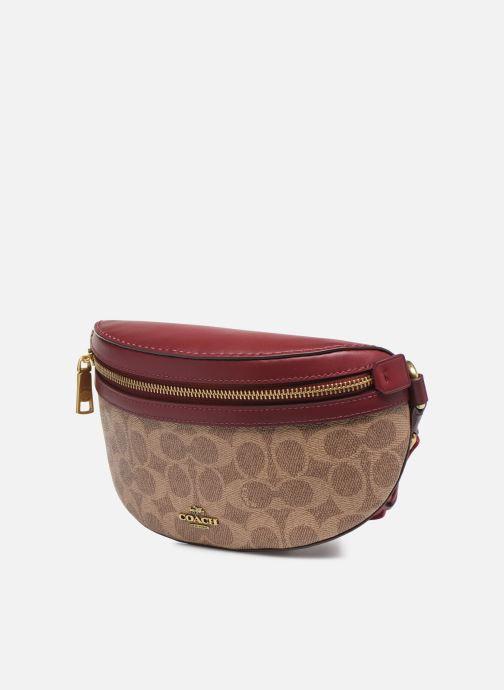 Handtaschen Coach Bethany Belt Bag braun schuhe getragen