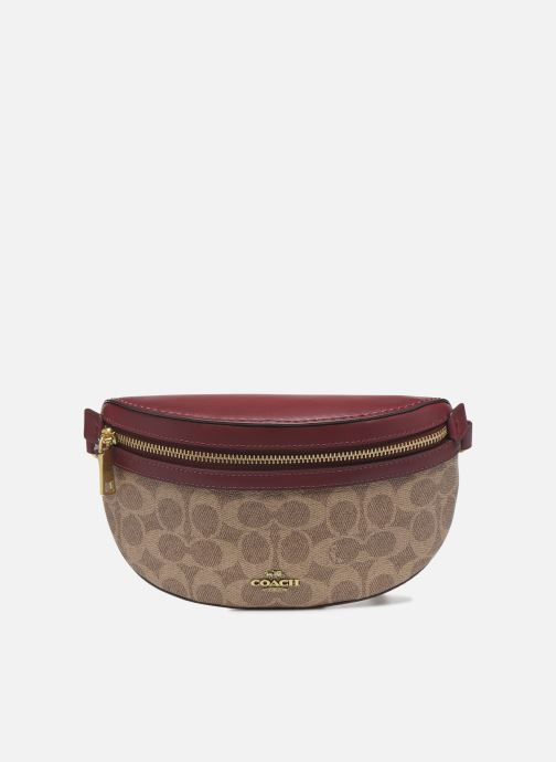 Handtaschen Coach Bethany Belt Bag braun detaillierte ansicht/modell