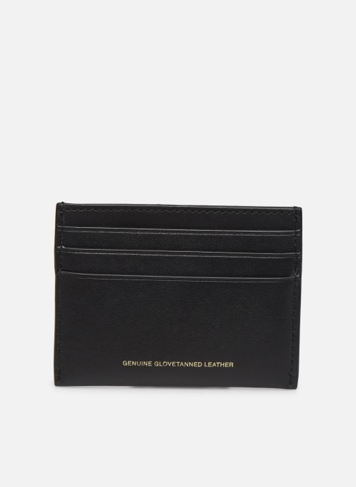 Portemonnaies & Clutches Coach Flat Card Case schwarz ansicht von vorne