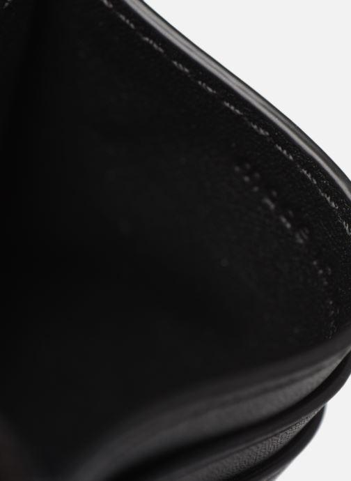 Portemonnaies & Clutches Coach Flat Card Case schwarz ansicht von hinten