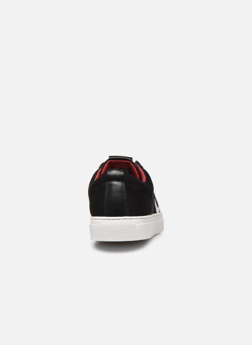 Baskets Hugo Futurism_Slon Blanc vue droite