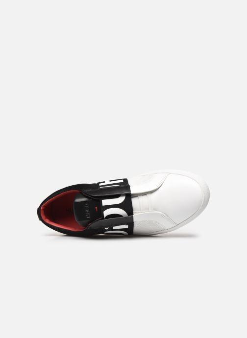 Baskets Hugo Futurism_Slon Blanc vue gauche