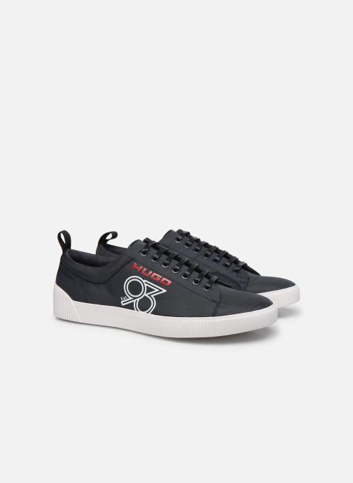 Sneaker Hugo Zero_Tenn blau 3 von 4 ansichten
