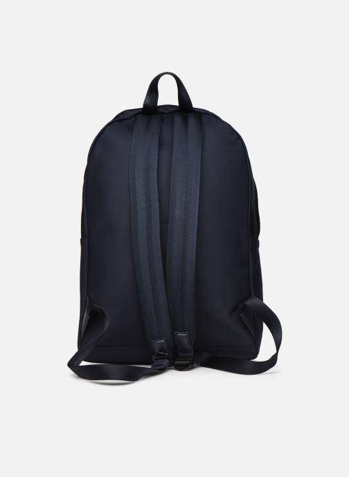 Sacs à dos Hugo Record_Backpack Bleu vue face