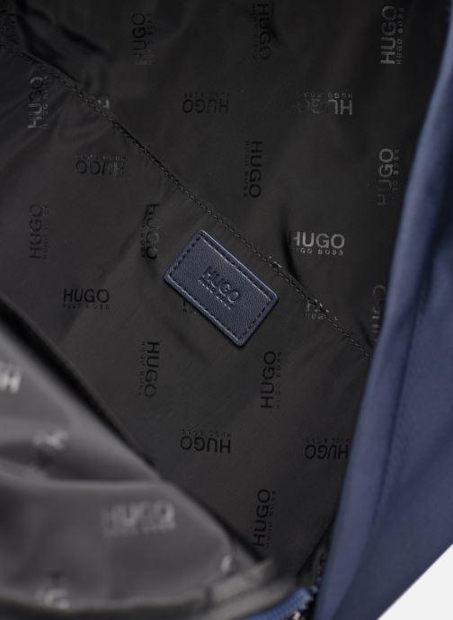 Sacs à dos Hugo Record_Backpack Bleu vue derrière