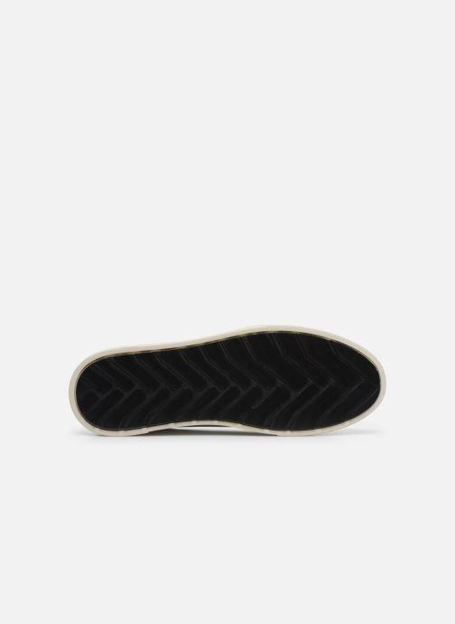 Sneaker OTH Graviere Cuir Recycle M weiß ansicht von oben