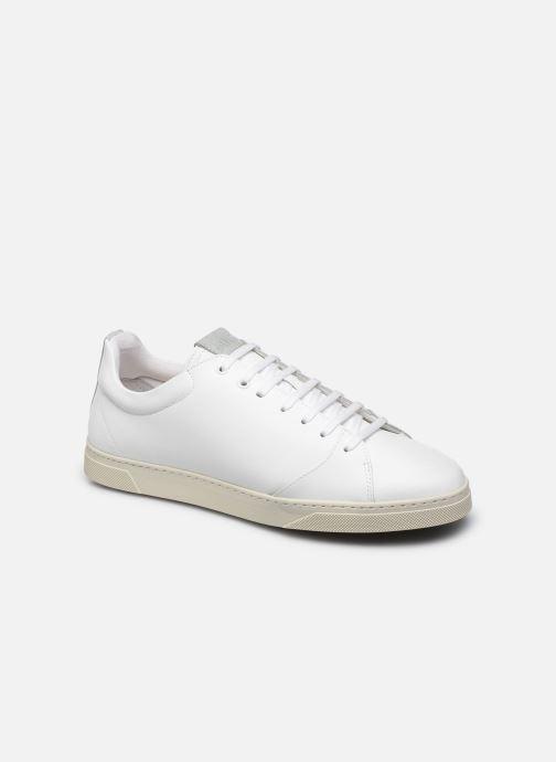 Sneaker OTH Graviere Cuir Recycle M weiß detaillierte ansicht/modell