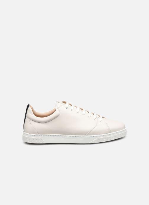 Sneaker OTH Graviere Cuir Recycle M weiß ansicht von hinten