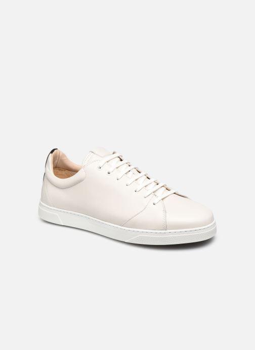 Sneakers OTA Graviere Cuir Recycle M Bianco vedi dettaglio/paio