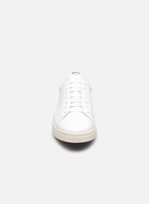 Sneaker OTH Graviere Cuir Recycle M weiß schuhe getragen