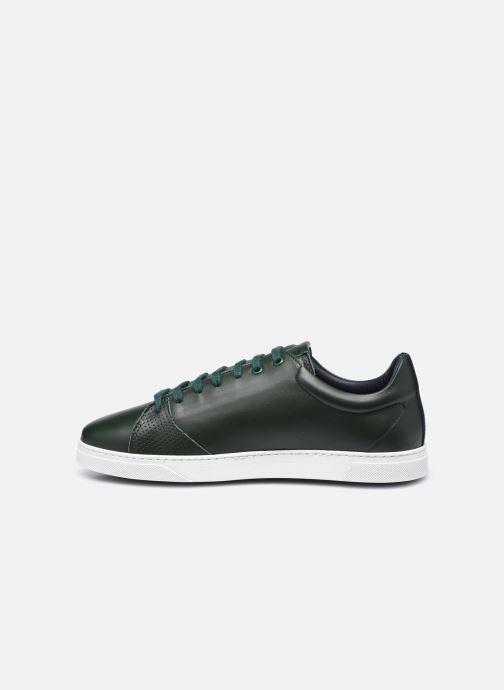 Sneaker OTH Graviere Cuir Recycle M grün ansicht von vorne