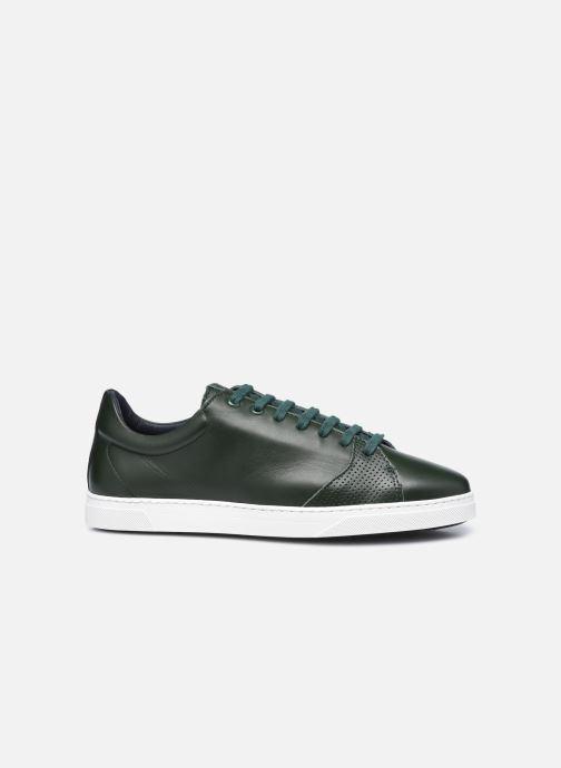 Sneaker OTH Graviere Cuir Recycle M grün ansicht von hinten