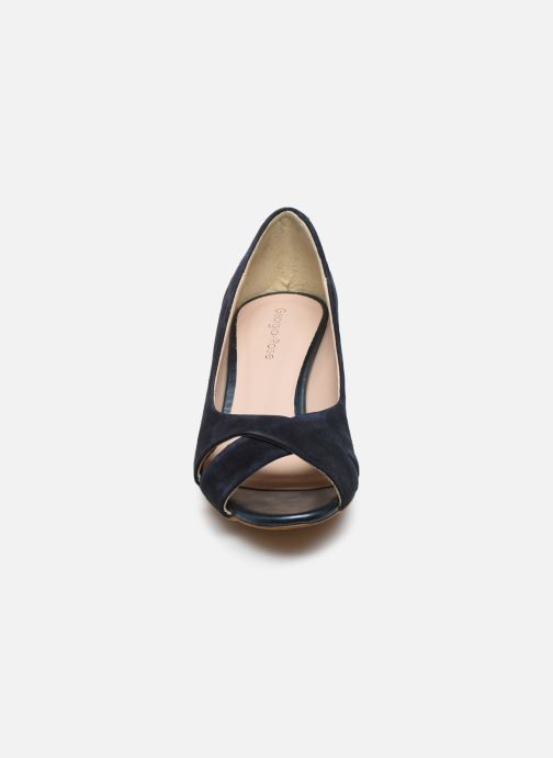 Escarpins Georgia Rose Lilouta Bleu vue portées chaussures