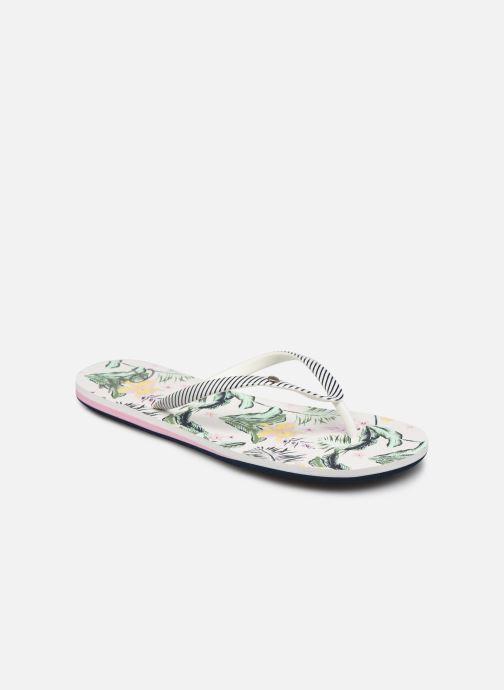 Slippers Roxy Portofino III Wit detail