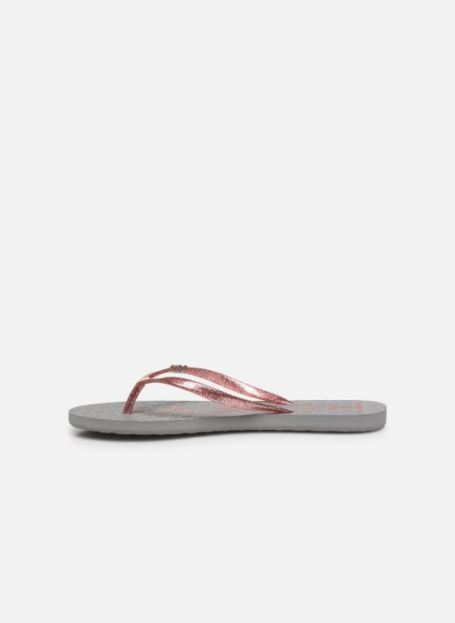 Slippers Roxy Viva Sparkle Roze voorkant