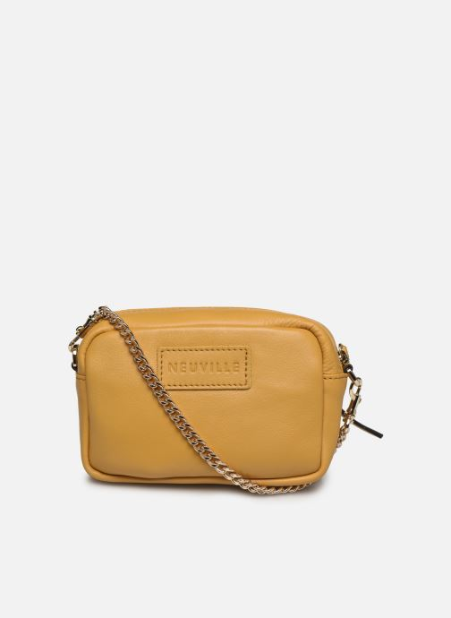 Handtaschen Neuville Ark gelb ansicht von vorne