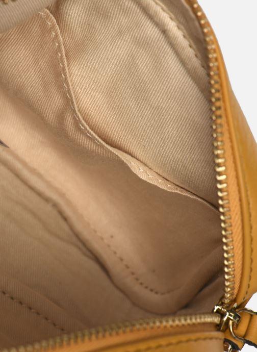 Handtaschen Neuville Ark gelb ansicht von hinten