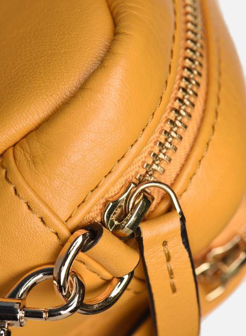Handtaschen Neuville Ark gelb ansicht von links