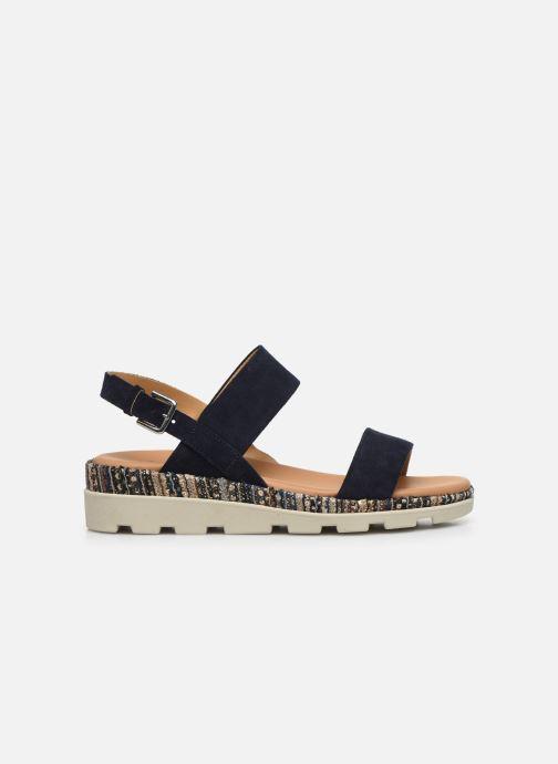 Sandales et nu-pieds The Flexx Mod Bleu vue derrière