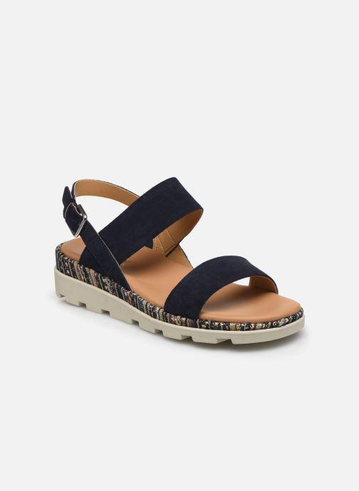 Sandales et nu-pieds The Flexx Mod Bleu vue détail/paire