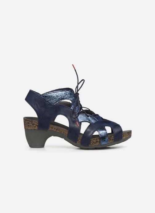 Sandales et nu-pieds Think! Traudi 86576 Bleu vue derrière