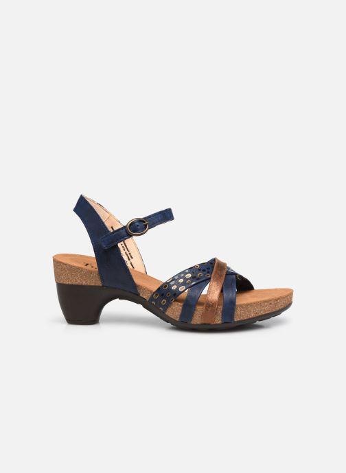 Sandales et nu-pieds Think! Traudi 86578 Bleu vue derrière