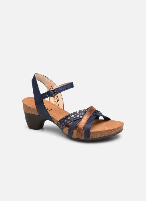 Sandales et nu-pieds Think! Traudi 86578 Bleu vue détail/paire