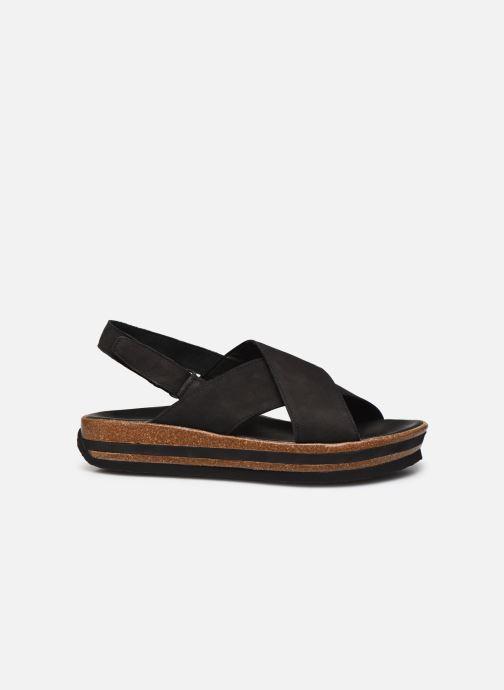 Sandales et nu-pieds Think! Zega 86388 Noir vue derrière