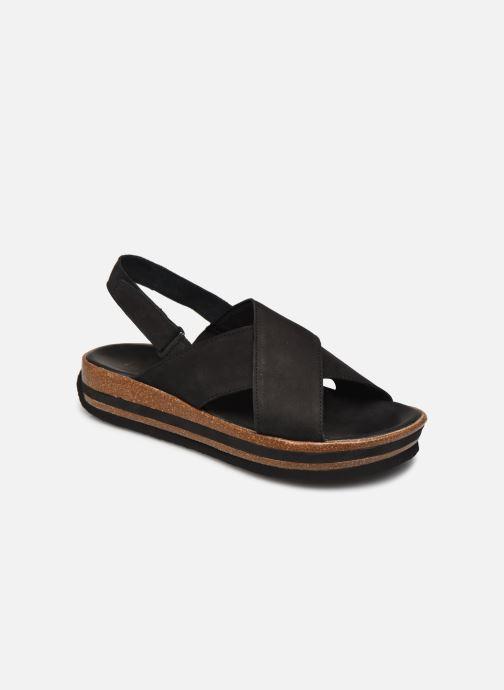 Sandales et nu-pieds Think! Zega 86388 Noir vue détail/paire