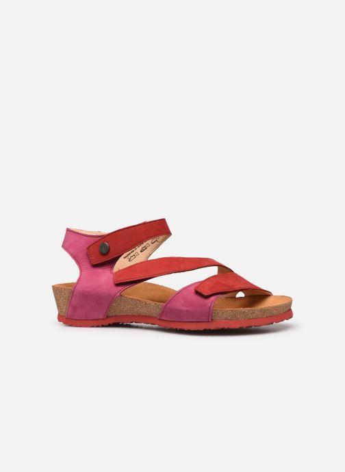 Sandales et nu-pieds Think! Dumia 86371 Rouge vue derrière