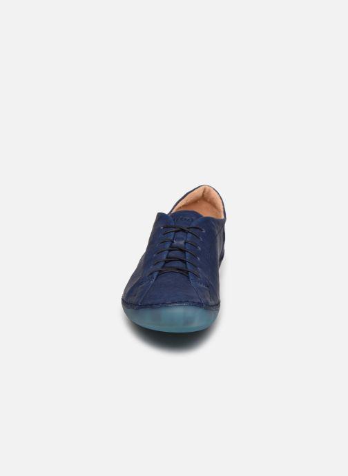 Baskets Think! Kapsl 86062 Bleu vue portées chaussures