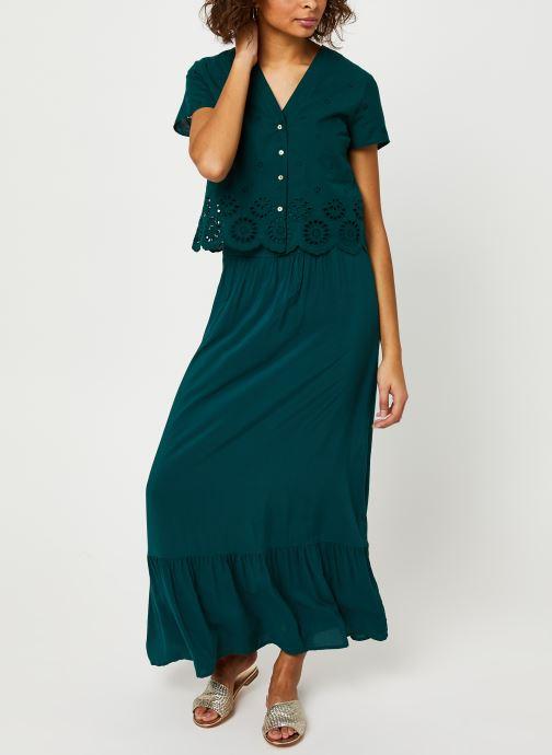Vêtements I.Code Robe QQ30334 Vert vue bas / vue portée sac