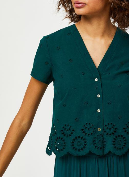 Vêtements I.Code Robe QQ30334 Vert vue face