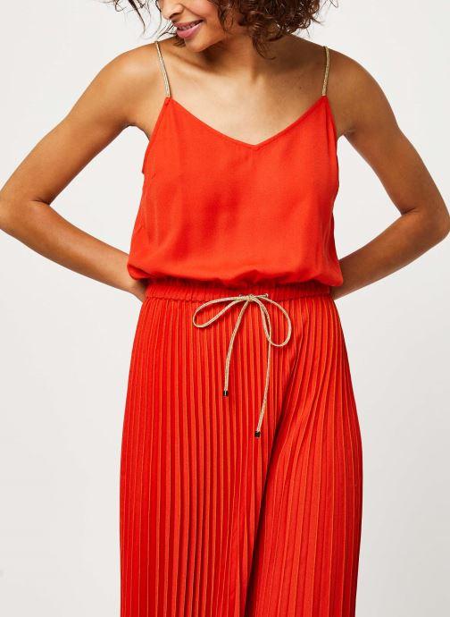 Vêtements I.Code Robe QQ31054 Orange vue détail/paire