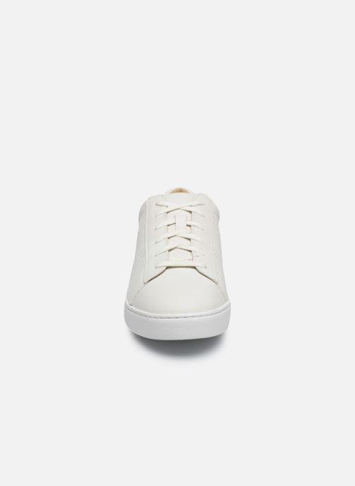 Baskets Vionic Honey Lthr Blanc vue portées chaussures