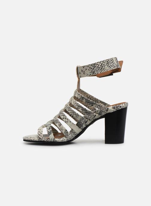 Sandales et nu-pieds Vionic Sami Snk Blanc vue face