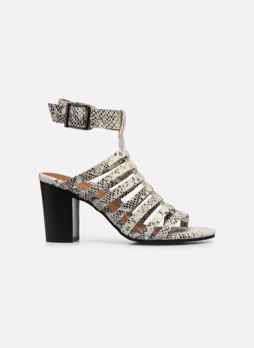 Sandales et nu-pieds Vionic Sami Snk Blanc vue derrière