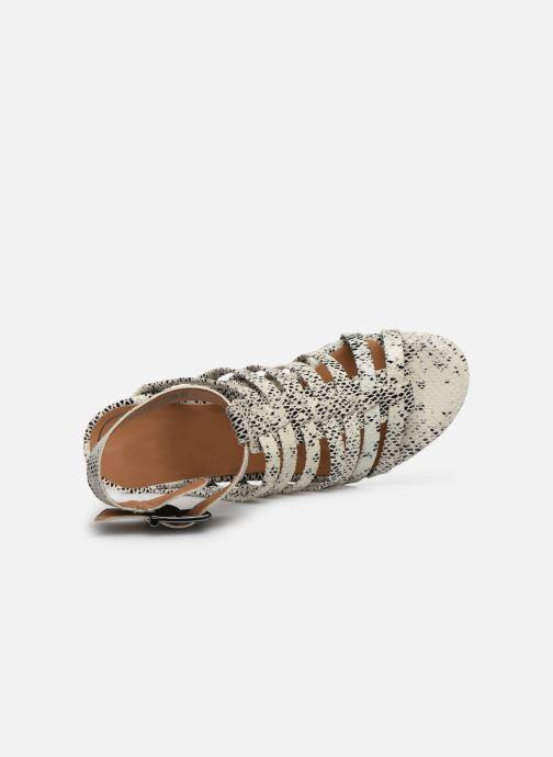 Sandales et nu-pieds Vionic Sami Snk Blanc vue gauche