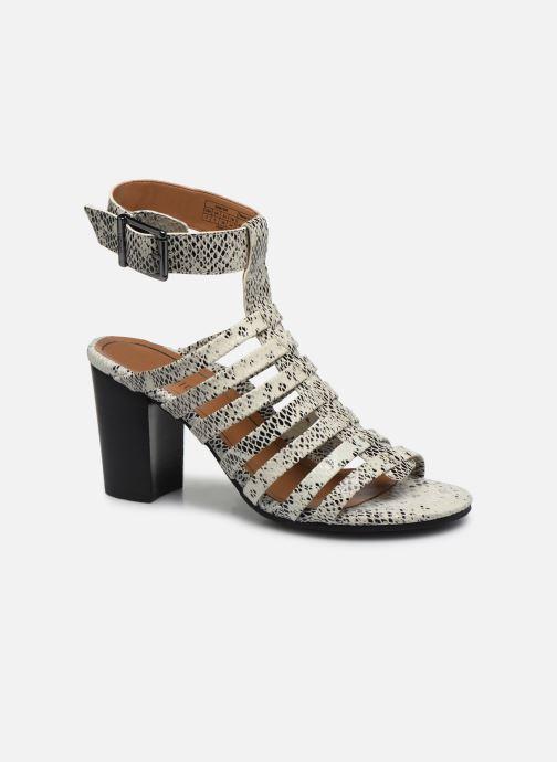 Sandales et nu-pieds Vionic Sami Snk Blanc vue détail/paire