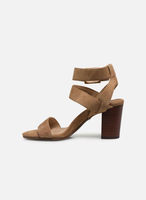Sandales et nu-pieds Vionic Sofia Sde Marron vue face