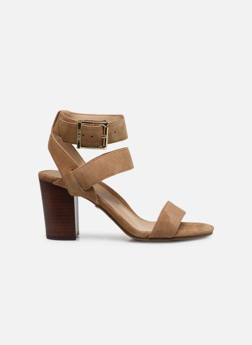 Sandales et nu-pieds Vionic Sofia Sde Marron vue derrière