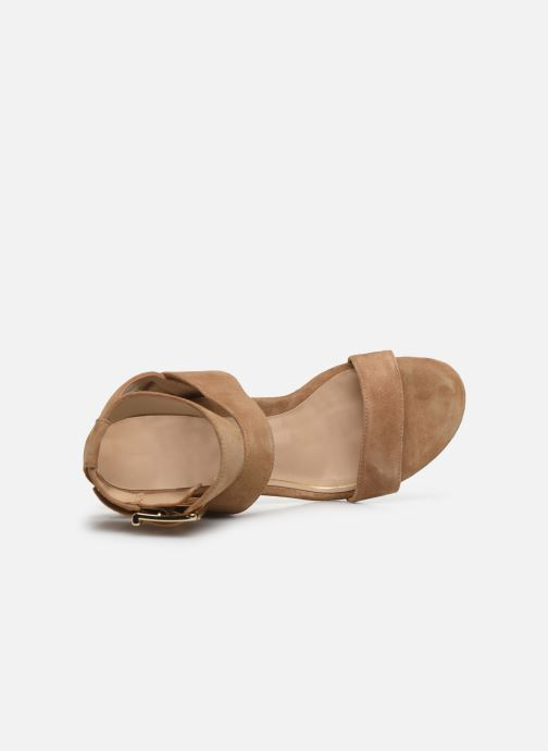 Sandales et nu-pieds Vionic Sofia Sde Marron vue gauche