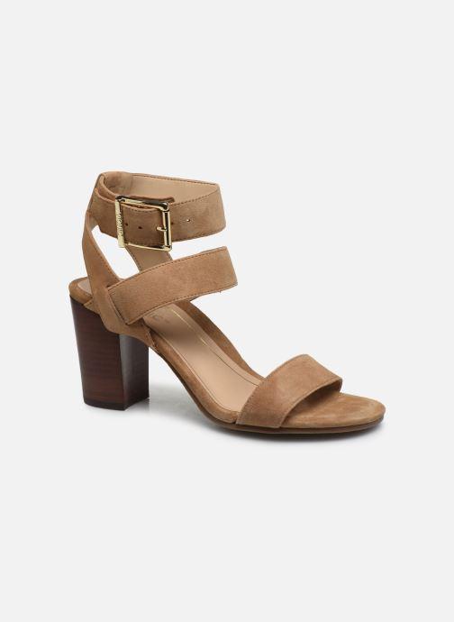 Sandales et nu-pieds Vionic Sofia Sde Marron vue détail/paire
