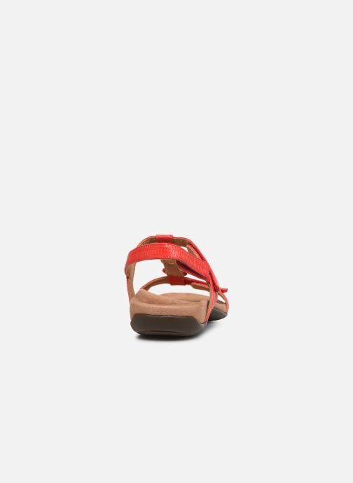 Sandales et nu-pieds Vionic Farra Ii Wvn Rouge vue droite