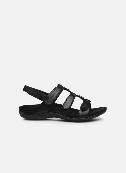 Sandales et nu-pieds Vionic Amber Noir vue derrière