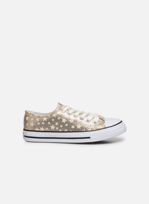 Sneakers Conguitos Matalizado Estrellas Sølv se bagfra