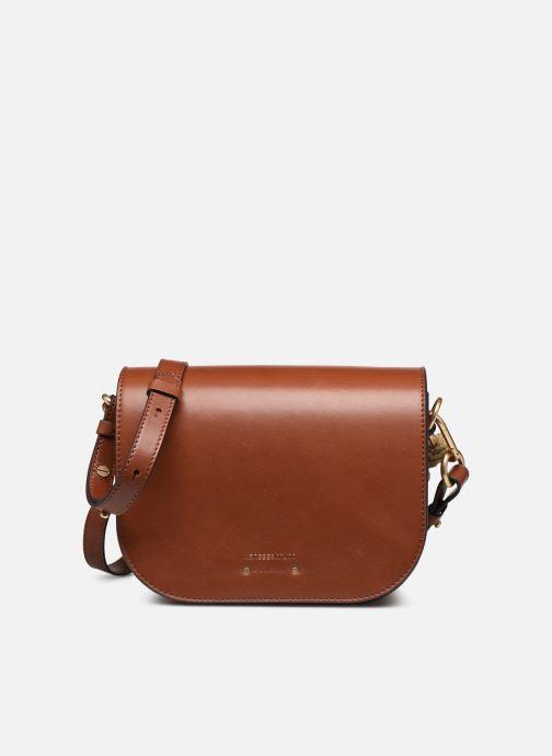 Handtaschen Vanessa Bruno Holly Besace braun detaillierte ansicht/modell